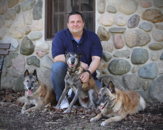 Michigan Dog Trainer - Michael Burkey