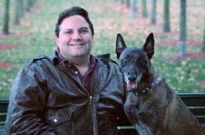 Michael Burkey, dog training, dog trainer, professional dog trainer